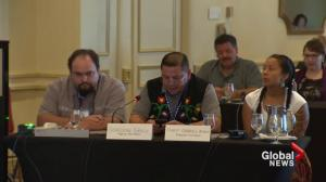 First Nations reiterate concerns on final day of NEB Hearings in New Brunswick