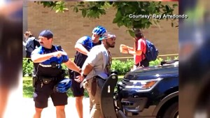 1 dead, 3 injured after man goes on stabbing spree at the University of Texas.