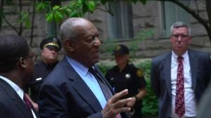 Bill Cosby thanks fans, doesn't address sexual assault allegations
