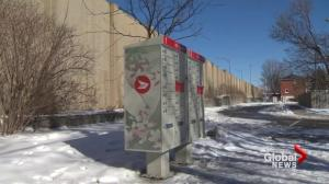 Lachine clears path to mailboxes