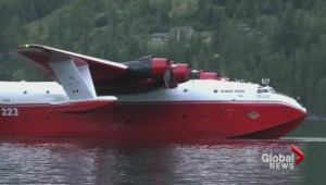 Famous water bombers to leave B.C.?