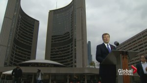 Toronto elects John Tory to replace Rob Ford