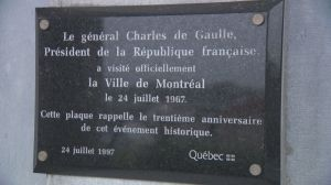 Balcony opens to public 50 years after Charles de Gaulle's speech