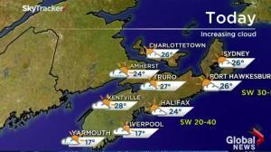 Global News Morning Forecast: June 28