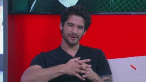 Tyler Posey talks 'Teen Wolf' series