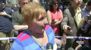 Times Square crash witness thought bomb went off