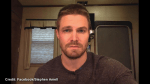 Actor Stephen Amell tries to clear air following tweets about Texas 9th-grader Ahmed Mohamed