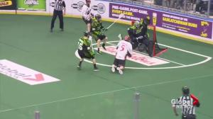 Saskatchewan Rush clinch home advantage for playoffs with win over Vancouver Stealth