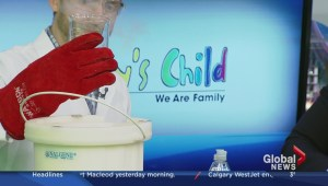 CALGARY'S CHILD: Greg Stein, Spark Science Centre