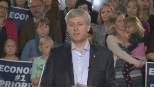 Harper: Quebec government handling niqab issue in 'responsible manner'