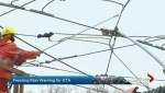 Freezing rains stalls Toronto streetcars