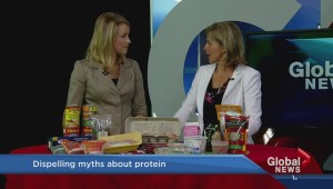 Dispelling myths about protein