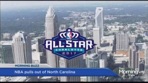 NBA pulls All Star game out of North Carolina