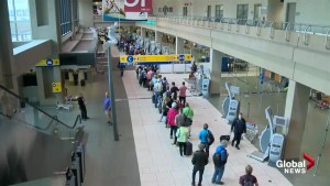 Active shooter hoax at Calgary airport causes panic and delays