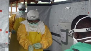 Third U.S. missionary doctor infected with Ebola in Africa