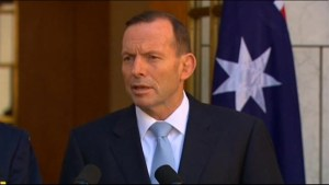 Australia approves and will launch airstrikes against ISIS