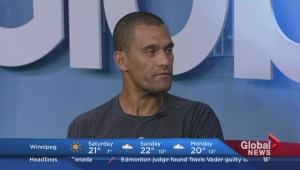 Terry Fox run preview on Global News Morning