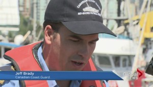 False Creek spill contained