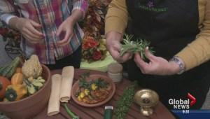Gardening: Thanksgiving Table Decor
