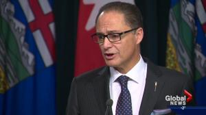 Ceci updates Alberta's fiscal outlook