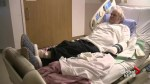 Dog attack victim recounts terrifying ordeal