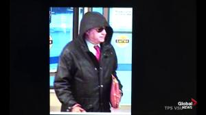 """Police searching for bank robber dubbed """"Well-dressed Bandit"""""""