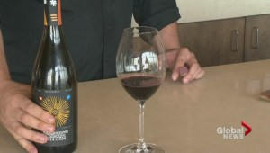 Burgeoning wine industry in the south Okanagan