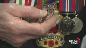 Local dragonboat team helps WWII vet honour fallen soldier