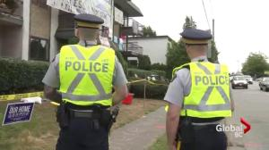 Burnaby 'demoviction' protest comes to an end, seven demonstrators arrested