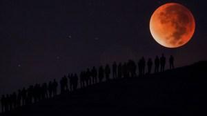 'Super-duper' moon to rise on Nov. 14