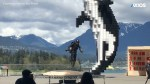 U.K.'s 'Iron Man' demos flight suit at TED conference in Vancouver