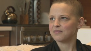 HSC Home Lottery designer receives cancer care at Health Sciences Centre