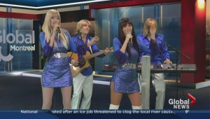 Generation ABBA returns to Quebec