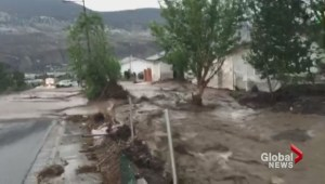 Cache Creek residents begin clean up and assess damage