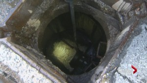 'Fatbergs' pose pipe problems for Halifax water crews