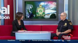 Policing in Saskatoon with Chief Weighill