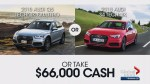 Foothills Hospital Home Lottery: Audi's