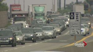Could Toronto's temporary HOV lanes become permanent?