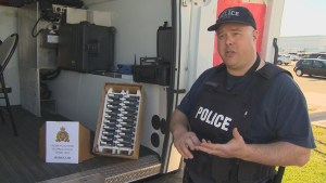 Inside Nova Scotia RCMP's Technological Crime Unit's Mobile Lab