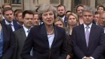 Theresa May presumed to be Britain's next Prime Minister