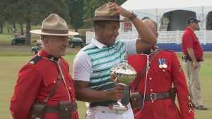 Jhonattan Vegas makes Sunday run up leaderboard to win 2016 RBC Canadian Open
