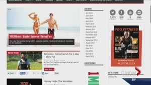 YEG Fitness digital magazine