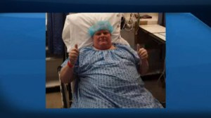 Rob Ford undergoes lengthy hour surgery to remove malignant tumour