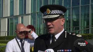 Manchester police confirm arrest made in relation to concert attack