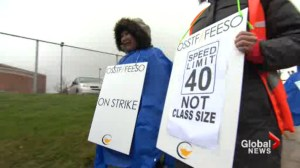 High school teachers in Peel threaten strike