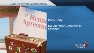 Travel: Booking the perfect vacation rental