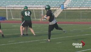 Sask. Huskies QB Drew Burko signs CFL contract with the Alouettes