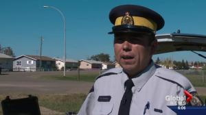 Alberta RCMP officer suspended after accusations of sexual misconduct