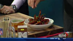 Global Kitchen with Prairie Catering: Game day chicken wings with a homemade sauce