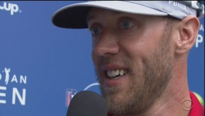 RBC Canadian Open: Graham DeLaet 1-on-1